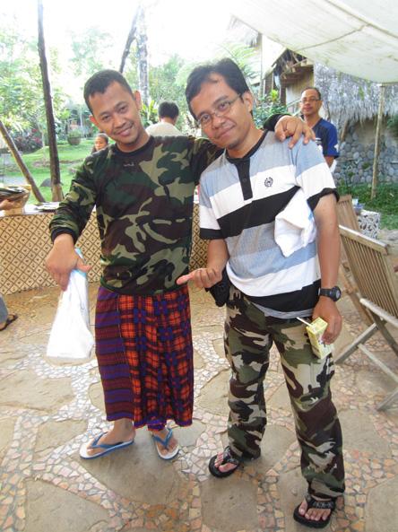 bloger sarungan dan bloger katokan :mrgreen: