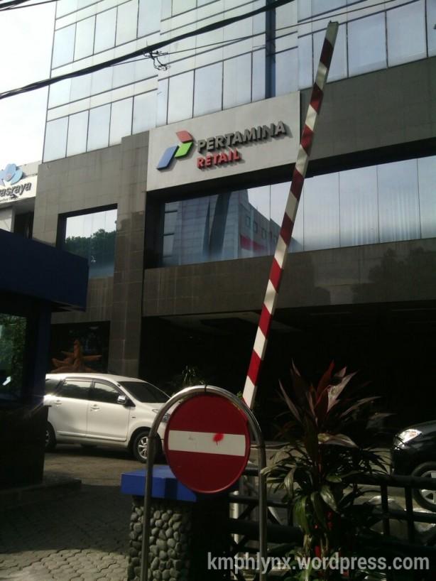 Gedung Pertamina Retail